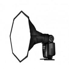 Мини софтбокс Jinbei E-30 Octagonal for camera flash